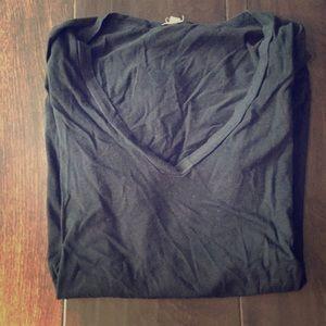 Used JCrew Long sleeve tissue t-shirt